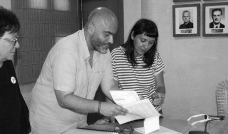 Compromís exige a Podemos el cese del concejal de Gata Monfort, al que acusa de falsear documentación de un proyecto