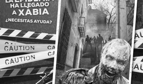 La invasión zombi llega a Xàbia de la mano de PlayJove