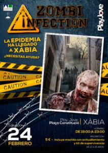 Juego de rol en vivo: 'Zombi Infection: La epidemia ha llegado a Xàbia' -Xàbia- @ Xàbia