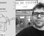 El benisero Joan Nave presenta la obra 'Joanot' para celebrar el Día Internacional de la Lengua Materna