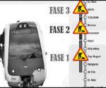 Manual para entender las obras de la Línea 9 del TRAM y su encaje en Dénia