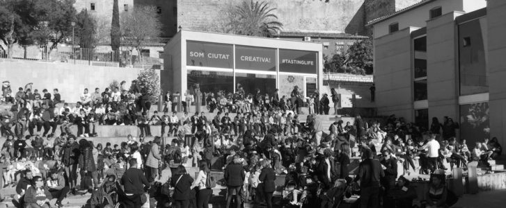 [FOTOGALERÍA] Centenares de escolares en la gran fiesta del cine educativo en Dénia