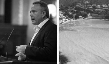 El Gobierno admite que la presión urbanística ha alterado para siempre la playa de El Portet de Teulada