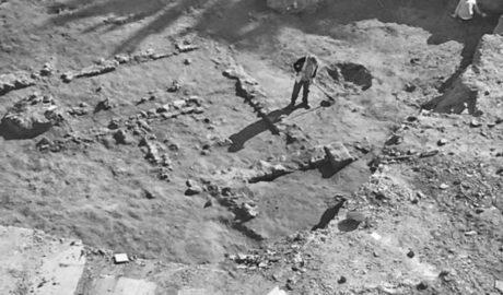 ACEC anuncia la aparición de los primeros restos romanos en las Villas Neptuno de Calp