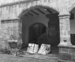 Les obres de la Sala del Consell de Benissa trauen a la llum restes arqueològiques de l'edifici original