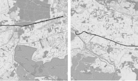 Unas 1.000 personas viven expuestas a nivel de ruido superior al recomendado junto a las carreteras de acceso a Dénia y Xàbia