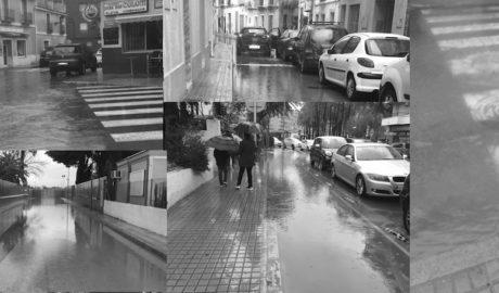 Llocs de Dénia que sempre s'inunden quan plou