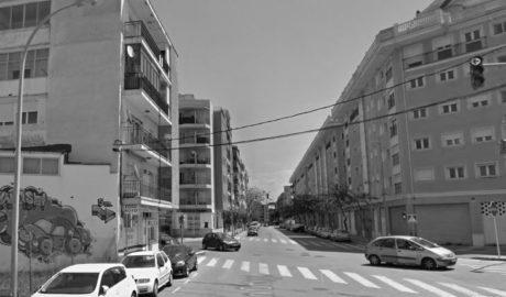 Un motorista ferit després de ser atropellat per un cotxe a Dénia
