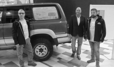 El equipo Tronquet 71-Portal de la Marina repartirá solidaridad de nuevo en Raid Maroc Challenge