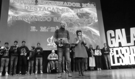 Bernardo Sanz, nou entrenador del sènior autonòmic del Dénia Bàsquet