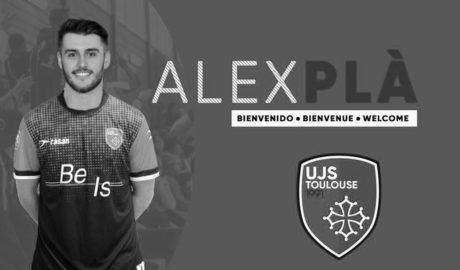 Álex Pla ficha por el Touluse de la Primera División francesa de fútbol sala