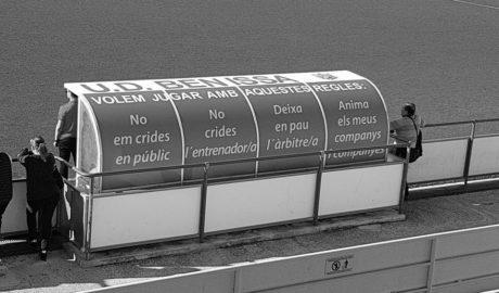 Benissa combat la violència en el futbol amb missatges sobre les banquetes