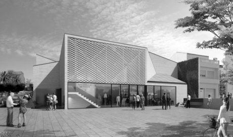El nuevo centro multicultural de Benitatxell tendrá cabida para unas 380 personas