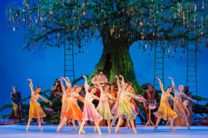 Danza: Retransmisión en directo desde The Royal Opera House de Londres de 'El cuento de invierno' -Calp- @ Auditorio - Casa de Cultura, Calp