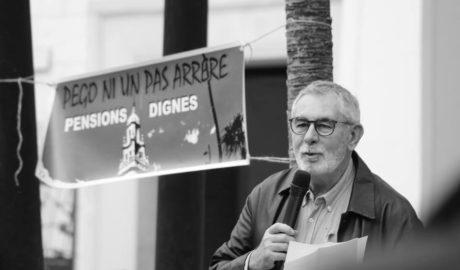 Centenares de personas vuelven a clamar por unas pensiones dignas en Calp y Pego