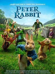 Cine: 'Peter Rabbit' Dir.: Will Gluck -Calp- @ Auditorio - Casa de Cultura, Calp