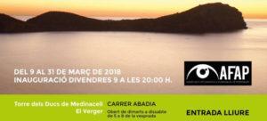 Exposició fotográfica de AFAP -El Verger- @ Torre dels Ducs de Medinaceli d'El Verger
