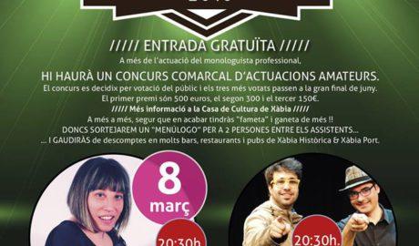 'Dijous Comèdia': 'Habra Kadabra', humor y magia por Paco Hernández y Pere Rafart -Xàbia-