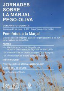 'Jornades sobre la Marjal Pego-Oliva': Concurs fotogràfic a la Marjal -Pego- @ Trobada: Espai Veïnal Antic Insttut, Pego