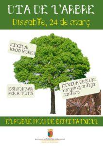 Dia de l'Arbre: Plantació d'arbres -Benitatxell- @ Eixida des del Parking de l'Antiga Cantera, El Poble Nou de Benitatxell