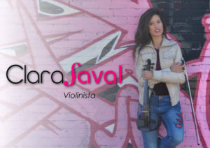 'Música interior': microconciertos de la violinista Clara Savall. 'Viu la Pasqua a Benissa' @ Capilla del Convento Franciscano, Benissa