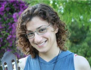 'Música Interior: microconciertos de la guitarrista Cristina Martí. 'Viu la Pasqua a Benissa' @ Casa Abargues, Benissa