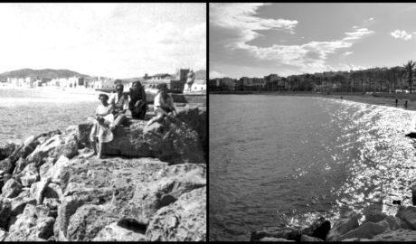 [LA FOTO] El que ha canviat el Port de Xàbia en 70 anys