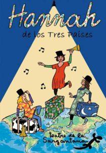Teatre en Familia: 'Hanna dels tres països' per Iguana Teatre -Dénia-
