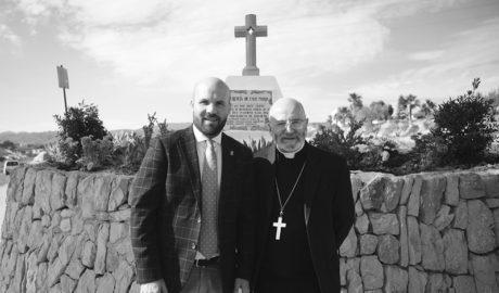 Teulada impulsa el turismo religioso a través de la figura de Sant Vicent Ferrer