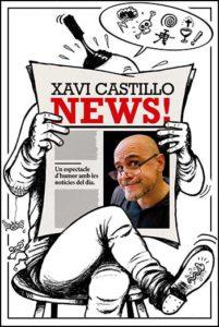 Teatre: 'News' per Xavi Castillo -Benissa- @ Centre d' Art Taller d' Ivars, Benissa