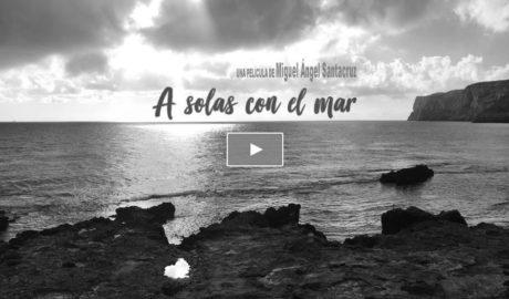 [VÍDEO] «A solas con el mar de Dénia», el proyecto más ambicioso del cineasta que triunfó en Los Ángeles