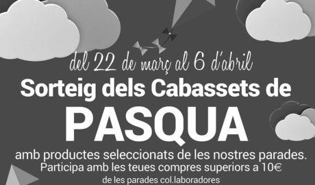 El Mercat de Dénia premia las compras durante las fiestas de Semana Santa y Pascua