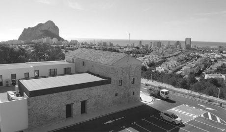 La nova Casa Nova de Calp: de masia fortificada del s. XVI a Campus d'Excel·lència Empresarial