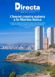 Presentació del reportatge: 'Ciment contra natura a la Marina Baixa' -Pedreguer- @ Ateneu Popular, Pedreguer