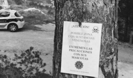 Torna a saltar l'alarma a Benissa i Senija després de morir tres gossos enverinats