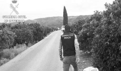 Guardia Civil y Policía Local informan a los agricultores de Xàbia cómo actuar ante robos en sus parcelas