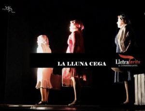 Teatre: 'La lluna cega' per Lletraferits & Comediants. Cicle sobre Memòria Històrica -Pego- @ Casa de Cultura de Pego