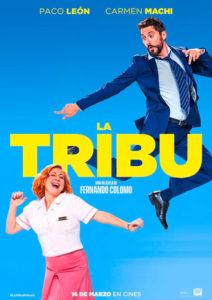 Cine: 'La Tribu' Dir.: Fernando Colomo -Calp- @ Auditorio - Casa de Cultura, Calp