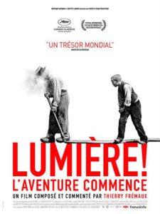 Cine Club: '¡Lumière! Comienza la aventura' Dir.: Thierry Frémaux -Dénia- @ Teatre Auditori del Centre Social, Dénia