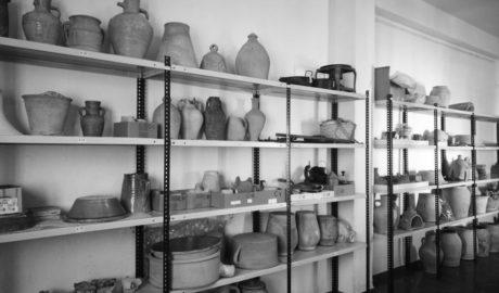 Orba recupera 400 piezas cerámicas legadas por los descendientes de sus alfareros