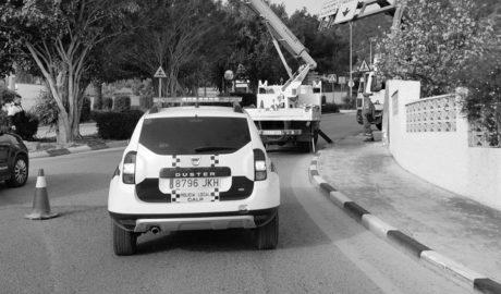 Varapalo judicial al gobierno de Calp por negarse a compensar las horas de los policías locales para ir a votar