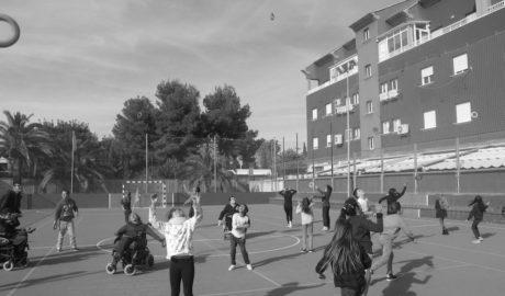 Condenados al Bordillo pide apoyo en una votación nacional para lograr ayudas a su proyecto de deporte adaptado