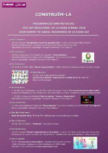 Concierto: 'Mujeres compositoras en la música' por alumnos de canto del Conservatorio Profesional de Música -Xàbia- @ Capella Santa Anna, Xàbia