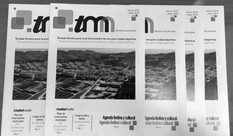 Teulada-Moraira llança una revista municipal