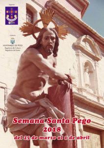 Setmana Santa: pregó i desfilada de bandes de tambors i cornetes -Pego- @ Pego