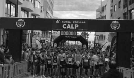 Xàbia sigue mostrando su potencial en el Circuit a Peu: triunfos de Isabel Ferrer y Youssef Ahatach en Calp