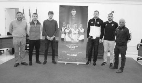 El València CF farà un campus a Dénia per a 150 joves de la comarca
