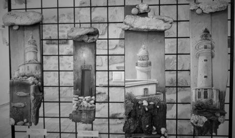 La Casa de la Senyoria de Orba muestra en una exposición las 'Sensaciones' de Oksana Bastis