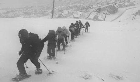 Regresan a Dénia los alumnos atrapados por la nieve en Sierra Nevada