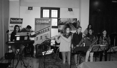 La música ambienta una Mostra Gastronòmica de Benissa protagonitzada pels vins de la comarca